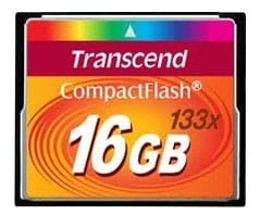 Compact Flash Recovery