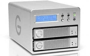 G-Tech NAS Data Recovery