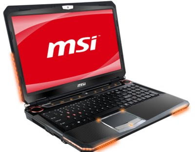 MSI Gaming Laptop Repair
